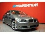 2008 Space Grey Metallic BMW 3 Series 328i Coupe #39503067