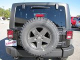 2011 Jeep Wrangler Call of Duty: Black Ops Edition 4x4 Wheel