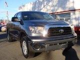 2008 Slate Gray Metallic Toyota Tundra Double Cab 4x4 #39503427