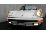 1984 Porsche 911 Grand Prix White