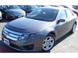 2011 Sterling Grey Metallic Ford Fusion SE #39502498