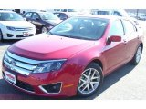 2011 Red Candy Metallic Ford Fusion SEL #39502500