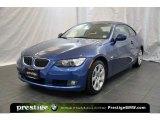 2010 Montego Blue Metallic BMW 3 Series 328i xDrive Coupe #39502508