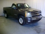 2011 Taupe Gray Metallic Chevrolet Silverado 1500 LT Regular Cab #39503120