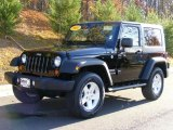 2010 Jeep Wrangler Black