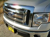 2010 Ingot Silver Metallic Ford F150 XLT SuperCrew #39597840