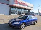 2006 Laser Blue Metallic Chevrolet Impala LT #39597863