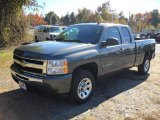 2011 Taupe Gray Metallic Chevrolet Silverado 1500 LT Extended Cab #39598413