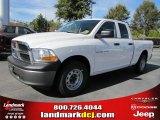2011 Bright White Dodge Ram 1500 ST Quad Cab #39597926