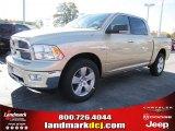 2011 White Gold Dodge Ram 1500 Big Horn Crew Cab #39597929