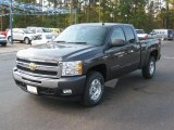 2011 Taupe Gray Metallic Chevrolet Silverado 1500 LT Extended Cab 4x4 #39598459
