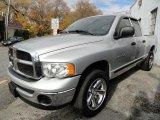 2005 Bright Silver Metallic Dodge Ram 1500 ST Quad Cab 4x4 #39598467