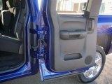 2011 Chevrolet Silverado 1500 LT Extended Cab 4x4 Door Panel
