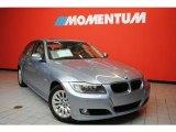 2009 Blue Water Metallic BMW 3 Series 328i Sedan #39598217