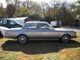 1988 Pewter Metallic Dodge Diplomat Sedan #39597981