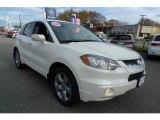 2008 White Diamond Pearl Acura RDX Technology #39597714