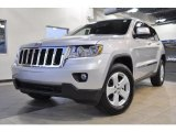 2011 Jeep Grand Cherokee Bright Silver Metallic