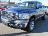 2007 Mineral Gray Metallic Dodge Ram 1500 ST Quad Cab 4x4 #39598572