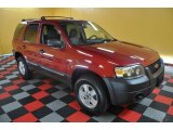 2006 Redfire Metallic Ford Escape XLS 4WD #39598244