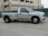 2007 Dodge Ram 3500 SLT Regular Cab 4x4 Dually Exterior