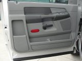 2007 Dodge Ram 3500 SLT Regular Cab 4x4 Dually Door Panel