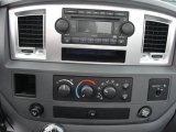 2007 Dodge Ram 3500 SLT Regular Cab 4x4 Dually Controls