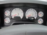 2007 Dodge Ram 3500 SLT Regular Cab 4x4 Dually Gauges