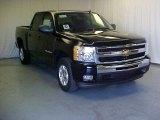 2011 Black Chevrolet Silverado 1500 LT Crew Cab #39598270
