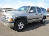 2001 Light Pewter Metallic Chevrolet Suburban 1500 LT #39598615
