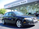 2008 Brilliant Black Audi A4 2.0T Sedan #39598627