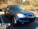 2007 Royal Blue Pearl Acura RDX Technology #39666433