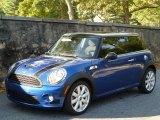 2007 Lightning Blue Metallic Mini Cooper S Hardtop #39666711