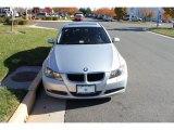 2008 Titanium Silver Metallic BMW 3 Series 328xi Sedan #39666455