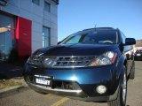 2007 Midnight Blue Pearl Nissan Murano SL AWD #39667024