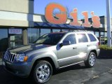 2008 Mineral Gray Metallic Jeep Grand Cherokee Limited 4x4 #39666748