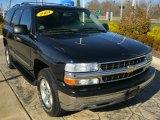 2004 Dark Blue Metallic Chevrolet Tahoe LS #39667291