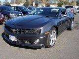 2010 Cyber Gray Metallic Chevrolet Camaro SS Coupe #39666785