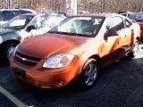 2007 Sunburst Orange Metallic Chevrolet Cobalt LS Coupe #39666504