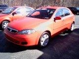 2006 Suzuki Reno Super Red