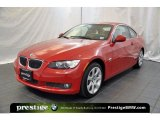 2010 Crimson Red BMW 3 Series 335i xDrive Coupe #39666519