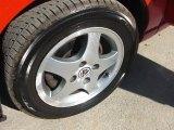 Volkswagen Golf 1995 Wheels and Tires