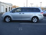 2011 Toyota Sienna Standard Model Data, Info and Specs