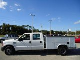 2006 Ford F350 Super Duty XL Crew Cab Chassis Data, Info and Specs