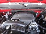 2011 Chevrolet Silverado 1500 LS Extended Cab 4.8 Liter Flex-Fuel OHV 16-Valve Vortec V8 Engine