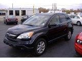 2008 Nighthawk Black Pearl Honda CR-V EX 4WD #39666880