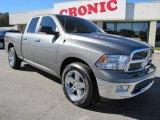 2010 Mineral Gray Metallic Dodge Ram 1500 Big Horn Quad Cab #39666886