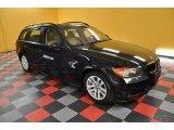 2007 Monaco Blue Metallic BMW 3 Series 328xi Wagon #39667156