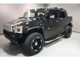 2006 Hummer H2 Black