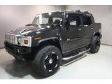 2006 Hummer H2 Black