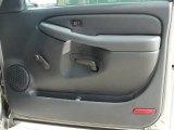 2002 Chevrolet Silverado 1500 Work Truck Regular Cab Door Panel